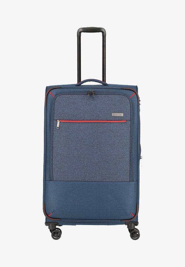 Wheeled suitcase - marine