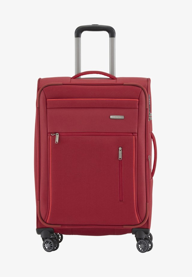 CAPRI  - Wheeled suitcase - red