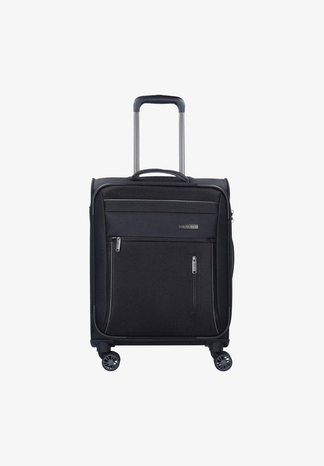 CAPRI - Wheeled suitcase - black