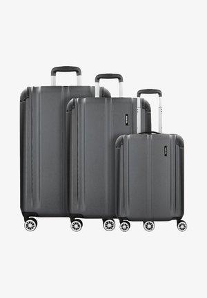 CITY - Luggage set - anthracite