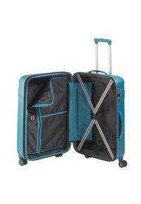 Travelite - VECTOR ROLLEN - Set de valises - türkis - 4