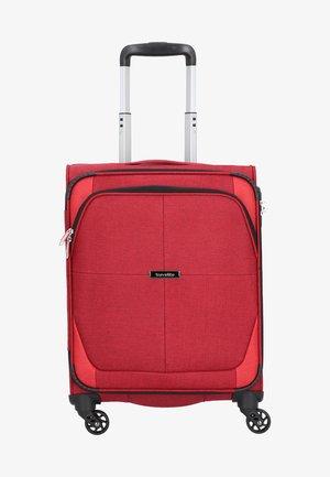 NIDA  - Trolley - red