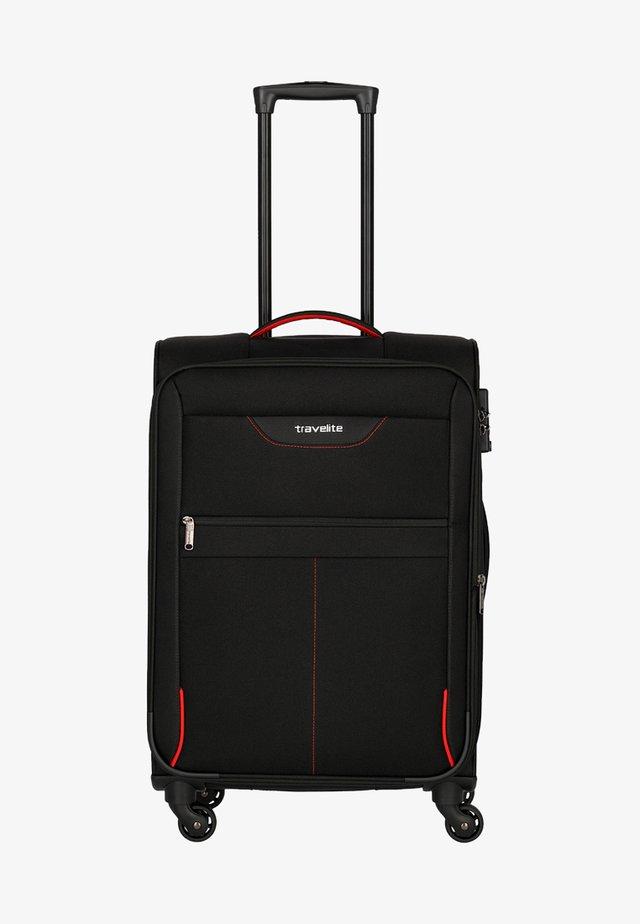 SUNNY BAY - Wheeled suitcase - black