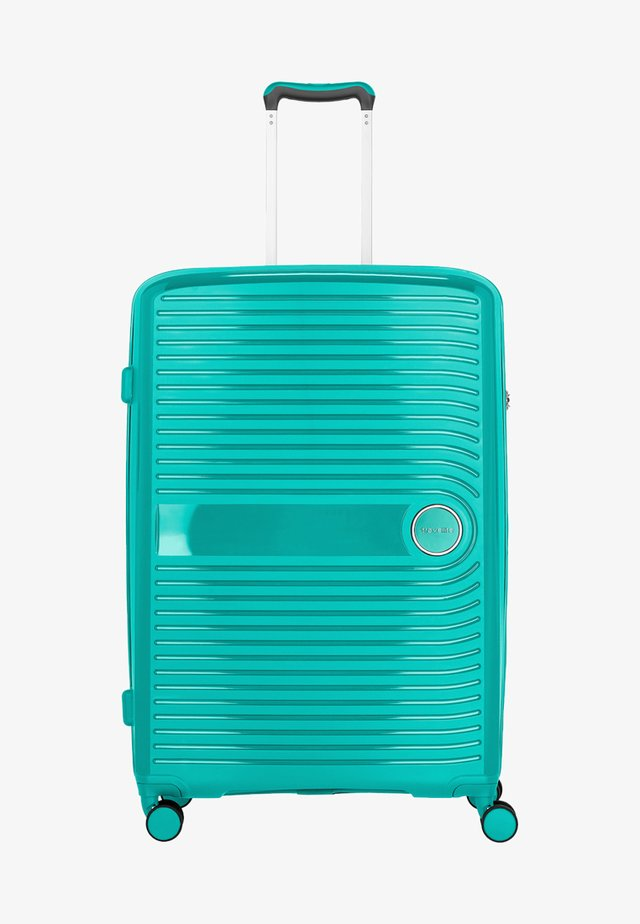 CERIS - Wheeled suitcase - green