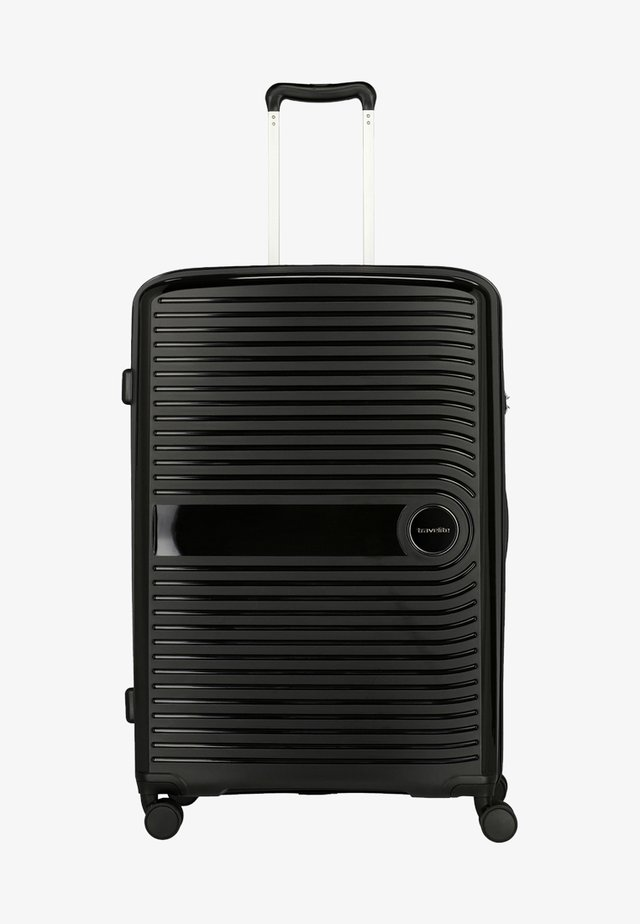 CERIS - Wheeled suitcase - black