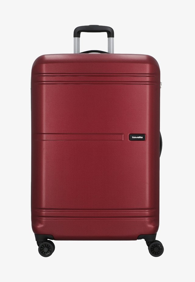 YAMBA  - Wheeled suitcase - red