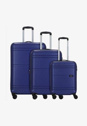 YAMBA SET - Luggage set - marine