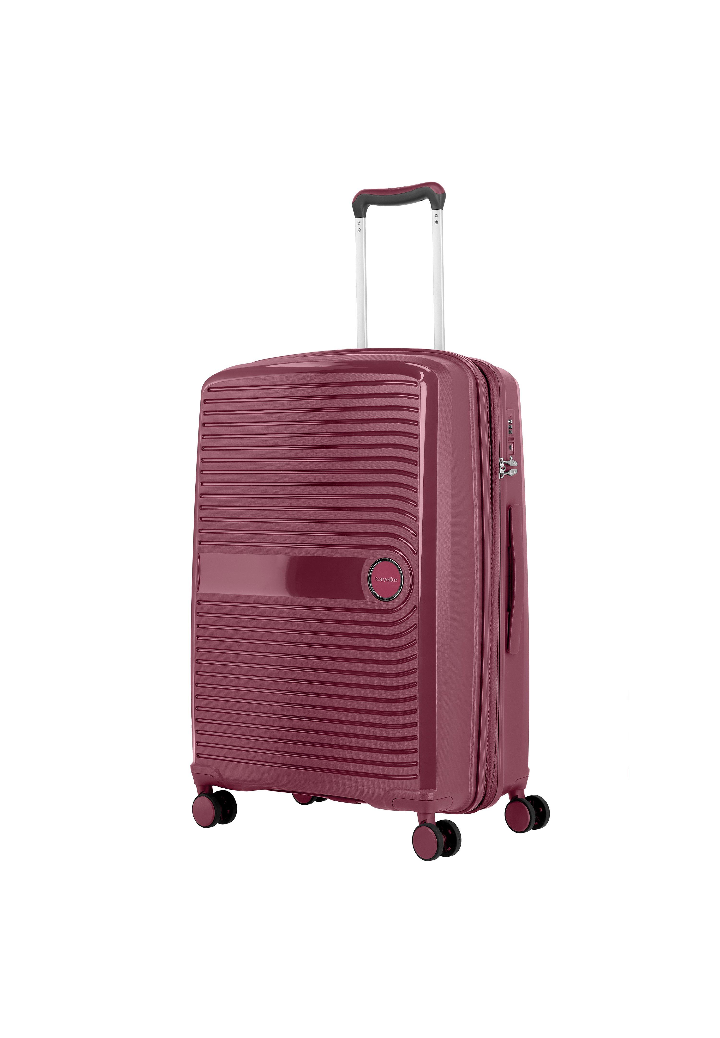 Travelite 3tlg - Set Di Valigie Red HlaulrT