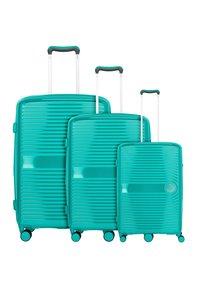 Travelite - 3TLG - Set de valises - green - 2