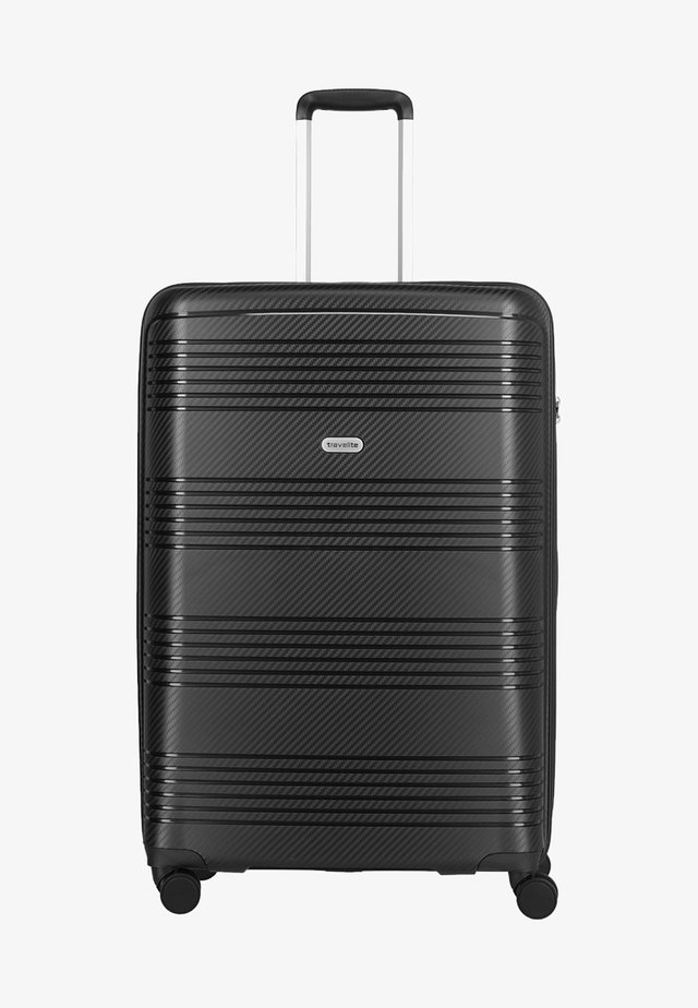 ZENIT - Wheeled suitcase - black