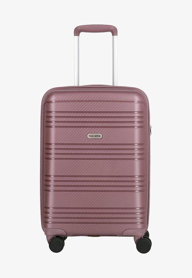 ZENIT  - Wheeled suitcase - lilac