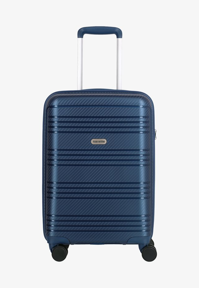 ZENIT  - Wheeled suitcase - blue
