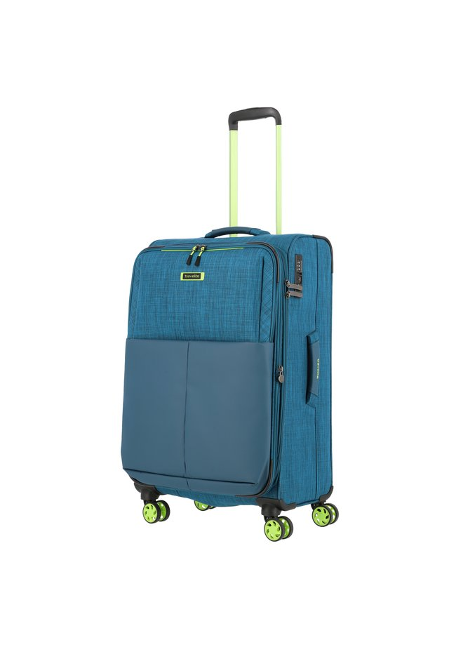 PROOF 68 CM - Wheeled suitcase - petrol