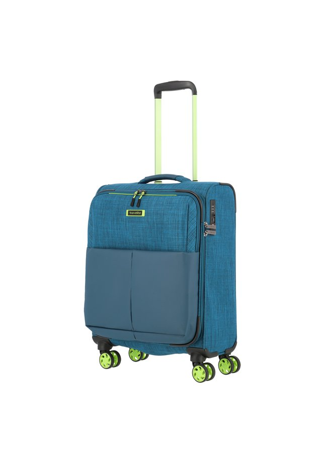 PROOF 55 CM - Wheeled suitcase - petrol