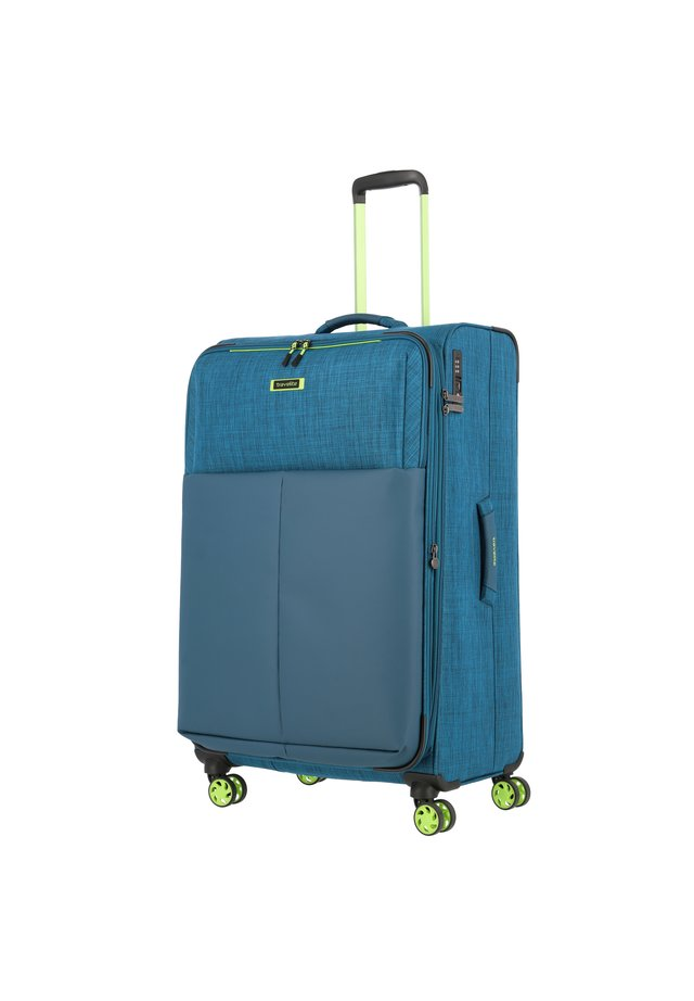 PROOF 78 CM - Wheeled suitcase - petrol