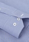 T.M.Lewin - FITTED - Formal shirt - dark blue/white