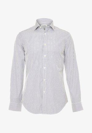 FITTED POPLIN  - Camisa elegante - navy