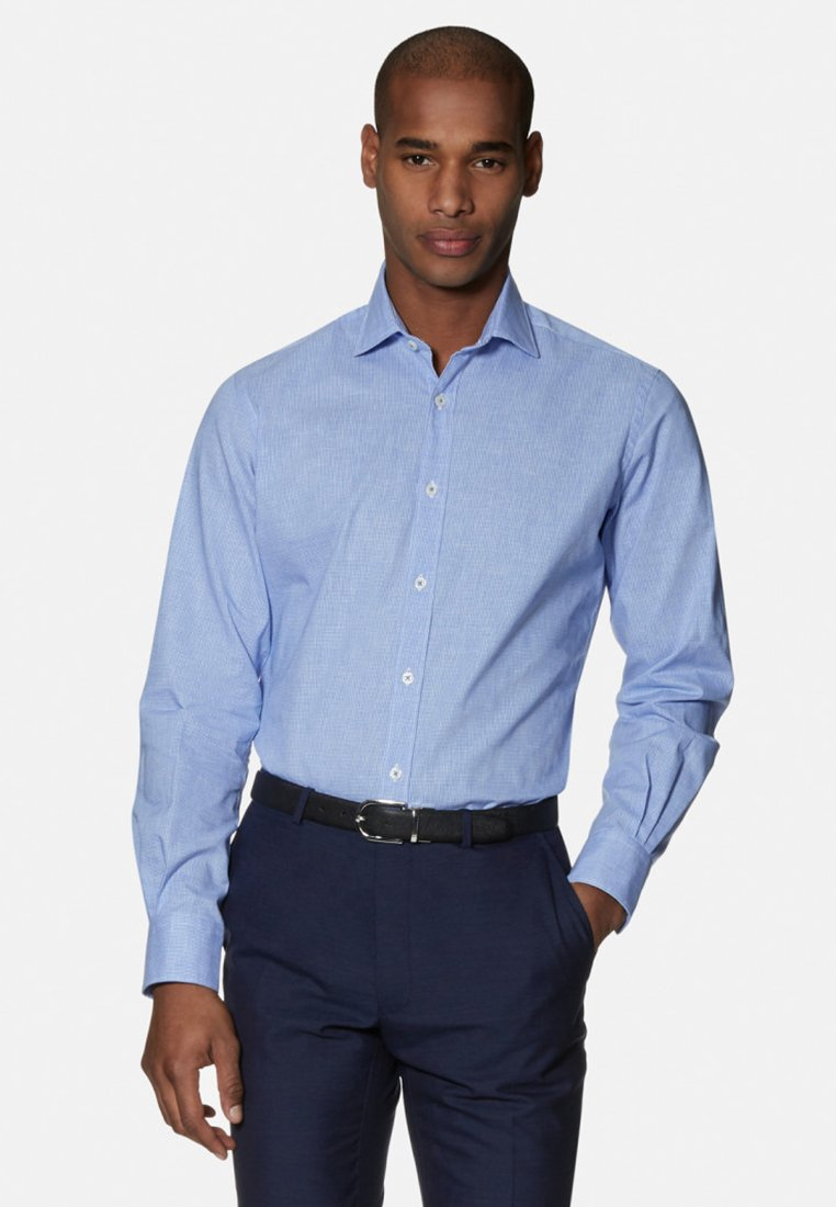 T.M.Lewin - Formal shirt - blue