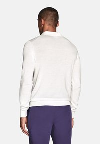 T.M.Lewin - Polo shirt - white - 2
