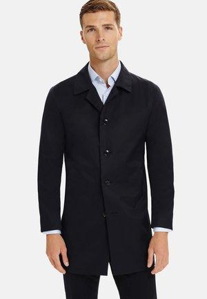 SLIM FIT HENDERSON - Short coat - navy