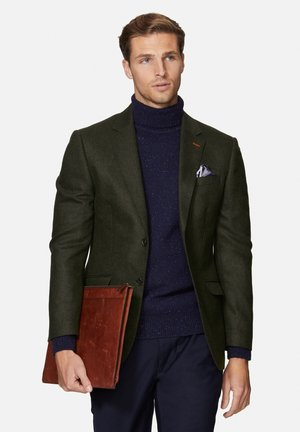 CAVALIERI - Blazer jacket - green