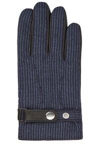 T.M.Lewin - BARBERIS - Gloves - blue - 1