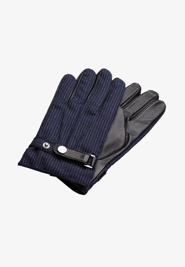 BARBERIS - Gloves - blue