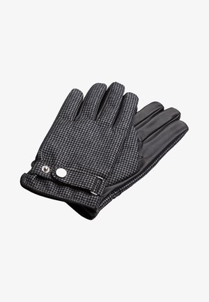 HOUNDSTOOTH BARBERIS  - Gloves - grey/charcoal