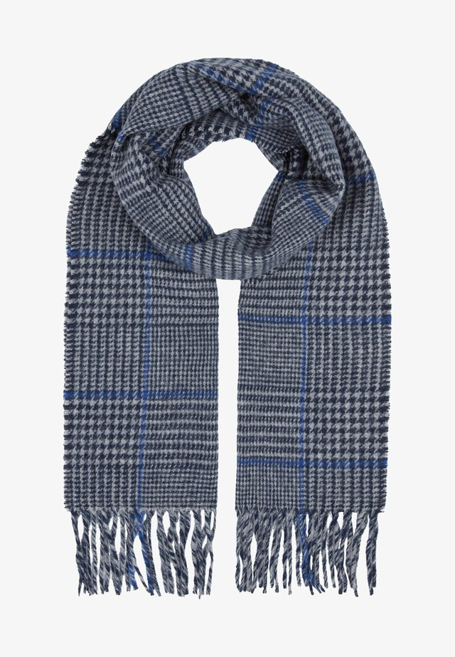 PRINCE OF WALES - Scarf - grey