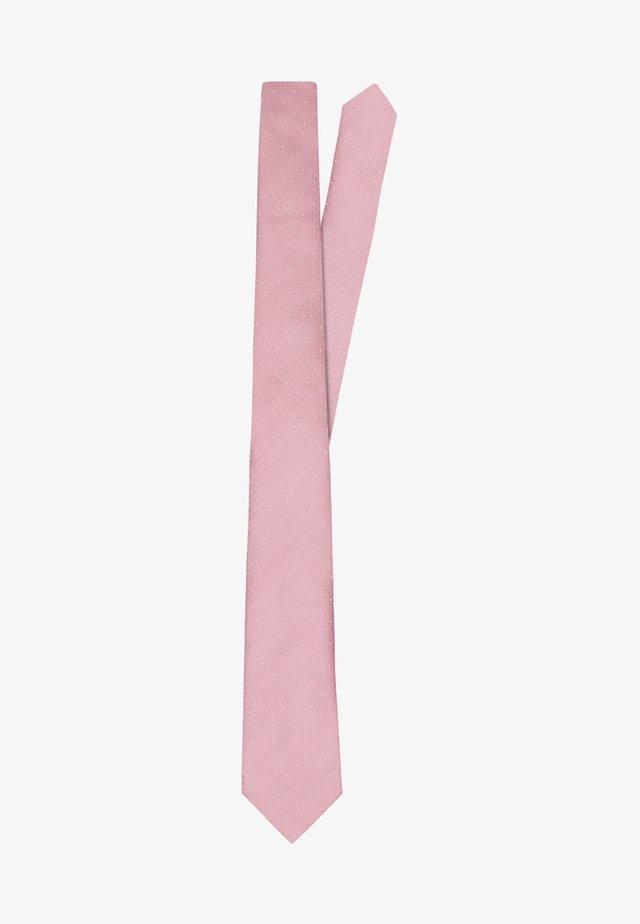 SLIM  - Stropdas - pink