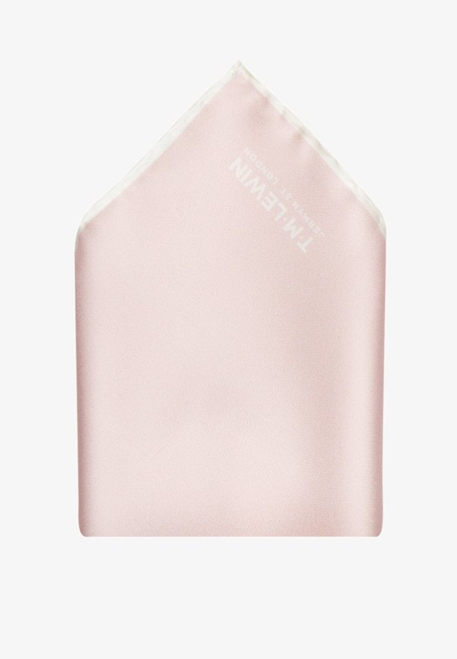 Pocket square - pink