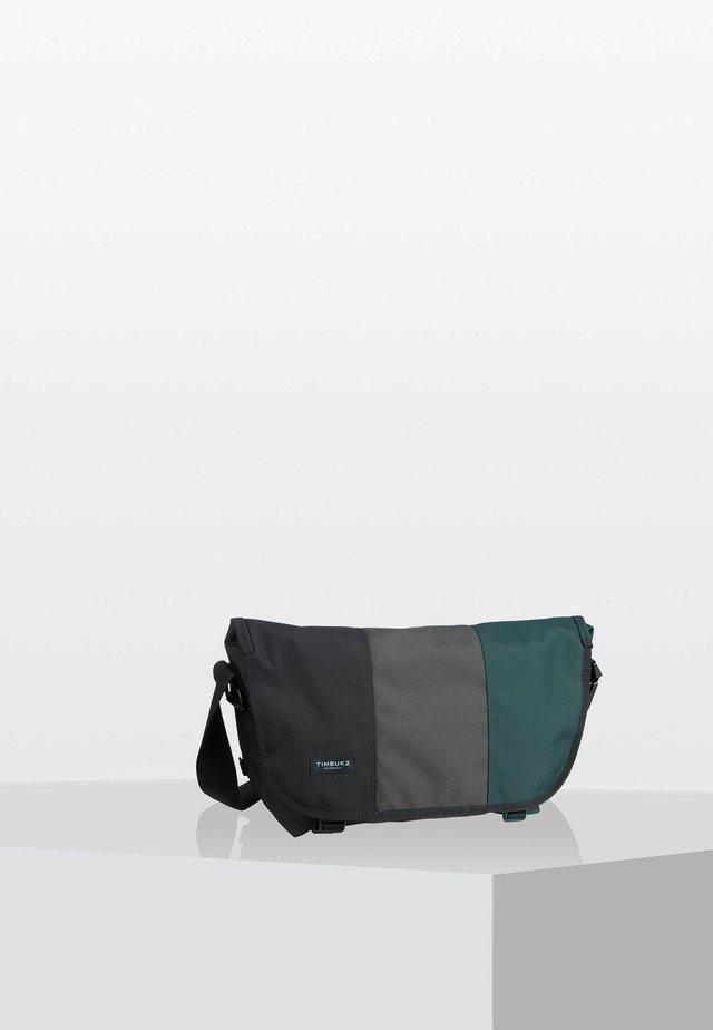 CLASSIC  - Across body bag - dark grey