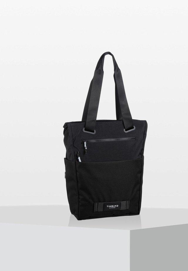 Tote bag - jet black
