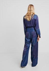 Tiger of Sweden Jeans - NINA IN - Pantaloni - indigo - 3