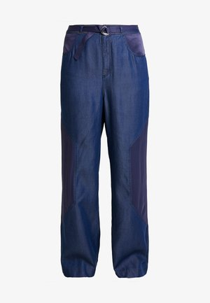 NINA IN - Pantalon classique - indigo