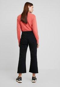 Tiger of Sweden Jeans - EIRIA - Bootcut jeans - black - 2