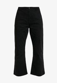 Tiger of Sweden Jeans - EIRIA - Bootcut jeans - black - 3