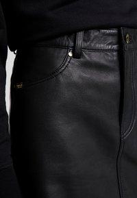 Tiger of Sweden Jeans - MONROE - A-line skjørt - black - 4