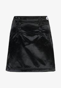 Tiger of Sweden Jeans - WHALE - A-line skirt - black - 4