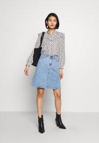 Tiger of Sweden Jeans - LIZ - A-line skirt - light blue - 1