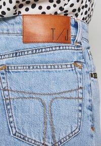 Tiger of Sweden Jeans - VIVA - A-line skirt - light blue - 5