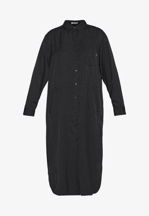 CADET - Košilové šaty - black