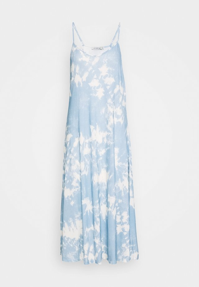 DAMONA - Jersey dress - light blue