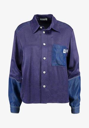SOFI IN - Camicia - deep purple