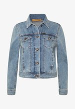 NEST - Denim jacket - light blue