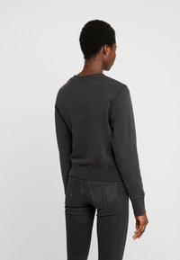 Tiger of Sweden Jeans - OBSESSA - Sweatshirt - black - 2