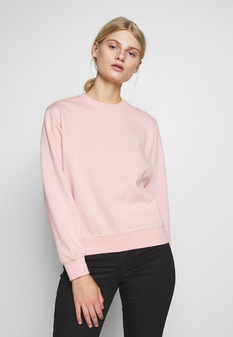Tiger of Sweden Jeans - HEELGA - Sweatshirt - light pink