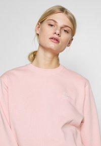 Tiger of Sweden Jeans - HEELGA - Sweatshirt - light pink - 3
