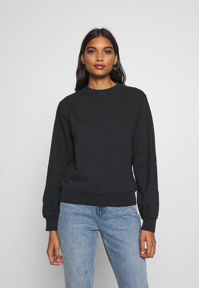 HELMA  - Sweatshirt - black