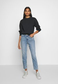 Tiger of Sweden Jeans - HELMA  - Sweatshirt - black - 1